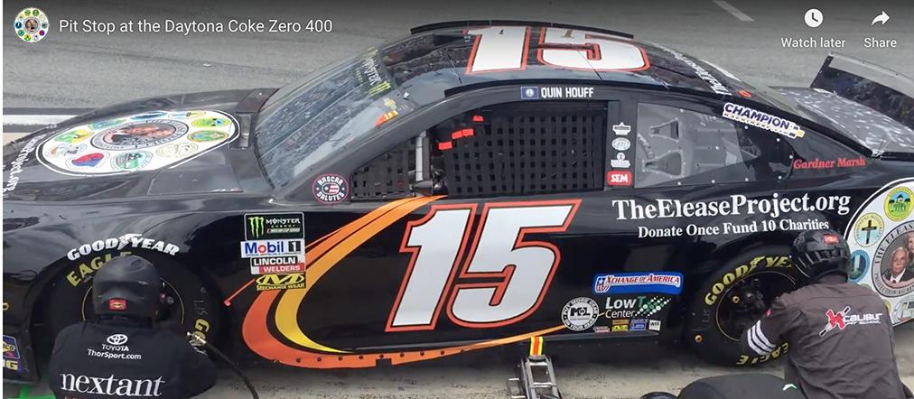 Daytona 400 Video